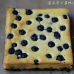 藍莓芝士蛋糕(甜品點心)