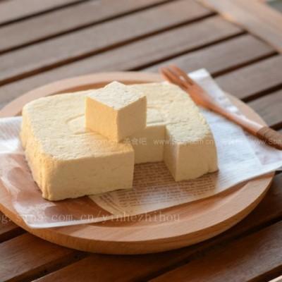 家庭自制豆腐法