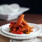 韓式拌魷魚