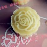 奶香绿豆糯米糕