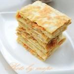 千层肉饼(早餐菜谱)