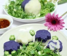 土豆泥苦苣