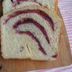 紫薯吐司(面包机食谱)