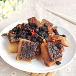 蒸腊鱼(湖南菜)