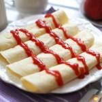 鸡蛋煎饼(早餐菜谱)