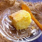 椰香磅蛋糕(甜品点心)