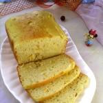 玉米面包(面包机食谱)
