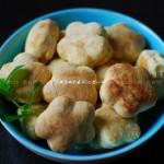 奶香苏打饼(早餐菜谱)