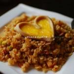 泡菜炒米(早餐菜谱)