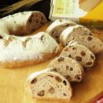 黑麦葡萄干面包(早餐菜谱)