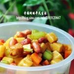 炒疙瘩(早餐菜谱)