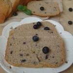 全麥藍莓吐司(面包機食譜)