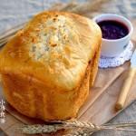 椰蓉土司(面包机食谱)