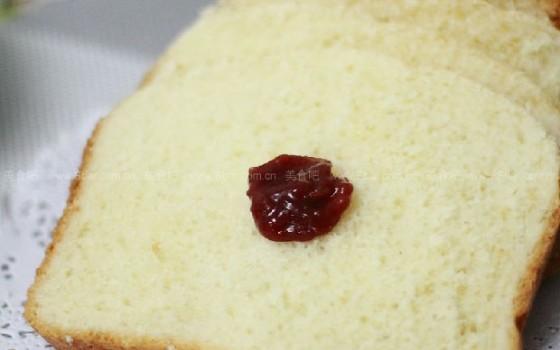 汤种原味吐司(面包机食谱)