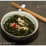凉拌海带丝(夏日凉菜)