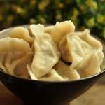 丝瓜虾仁饺子(早餐菜谱)