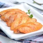 蜜汁烤翅(烤箱菜)