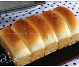 酸奶蜂蜜面包