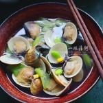 文蛤丝瓜汤