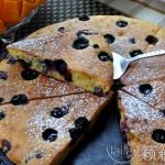 酸奶藍莓餡餅(快手早餐餅)