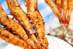 黑胡椒吮指虾