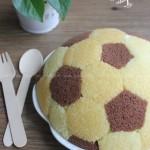 足球蛋糕(烘培世界杯)