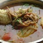 杂蔬大骨汤