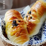 肉松海苔面包(早餐菜谱)