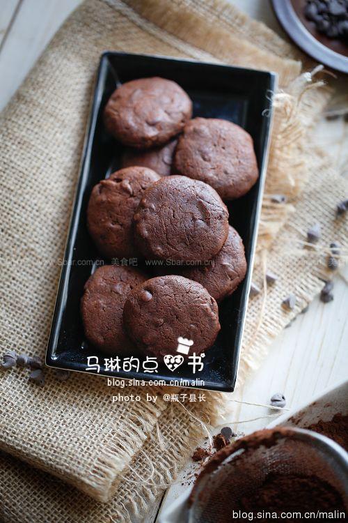 巧克力软曲奇