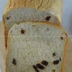 一键式酸奶葡萄干面包(面包机食谱)
