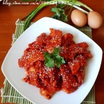 东北锅包肉(东北人家金牌宴客菜)