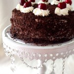 经典黑森林蛋糕(甜品点心)