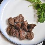 香浓黑胡椒牛肉粒(世界杯半决赛最棒的下酒菜)