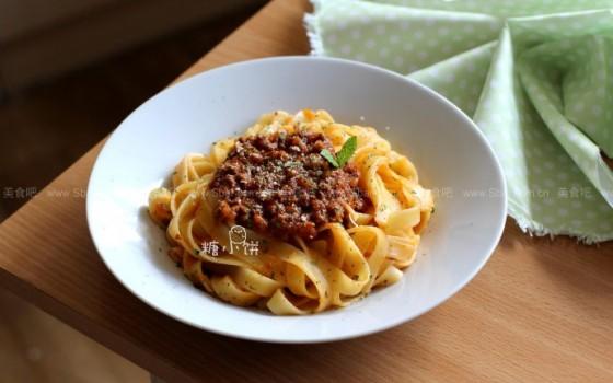 Bolognese肉酱意面(经典传统款肉酱意面)