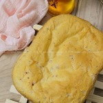 火腿吐司(面包机食谱)
