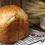 枫糖核桃吐司(面包机食谱)