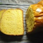 南瓜杏仁吐司(面包机食谱)