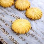 黄油曲奇饼(甜品点心)
