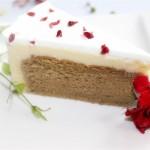 咖啡酸奶芝士蛋糕(甜品点心)