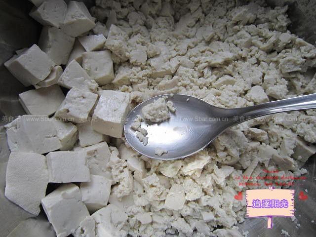虾仁豆腐泥