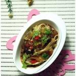 金针菇拌海蜇(夏日凉拌菜)