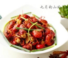 麻辣小龙虾/清蒸小龙虾