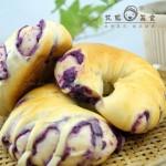 紫薯花样面包(早餐菜谱)
