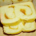 中种酸奶黄杏酱面包(面包机食谱)