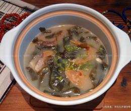 鲩鱼海带汤