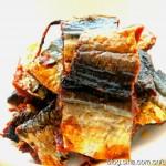 干鲱鱼甘辛煮(北海道老婆婆的味道)