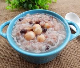 红豆莲子粥
