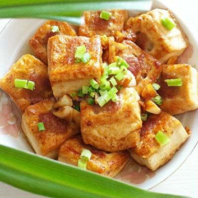 胡椒酿豆腐