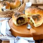 葱香薯泥面包(醒神开胃的浓郁早餐包)