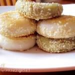 香煎年糕饼(快手解决馋嘴小零食)